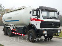 Fly ash tank truck