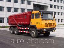 Jiangshan Shenjian HJS5251ZFLM1 bulk powder dump truck