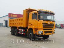 Jiangshan Shenjian HJS5251ZLJA dump garbage truck
