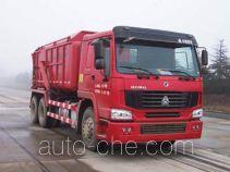 Jiangshan Shenjian HJS5256ZFLA bulk powder dump truck