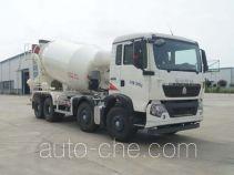 Jiangshan Shenjian HJS5316GJBD concrete mixer truck