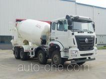 Jiangshan Shenjian HJS5316GJBJ concrete mixer truck