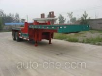 Zhongle HJY9330TTS molten iron trailer