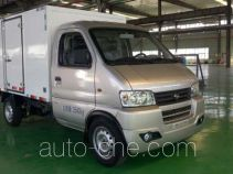 黑龙江牌HLJ5030XXYBEV型纯电动厢式运输车
