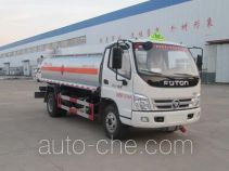 Danling HLL5080GJYB4 fuel tank truck