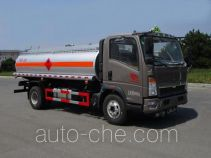Danling HLL5100GJYZ5 fuel tank truck