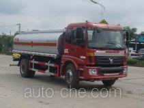 Danling HLL5160GJYB fuel tank truck