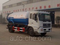 Danling HLL5160GXWD5 sewage suction truck