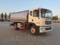 Ningqi HLN5160TGYE5 oilfield fluids tank truck