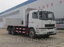 Heli Shenhu HLQ3250PZHN flatbed dump truck