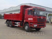 神狐牌HLQ3256SX504型自卸汽车