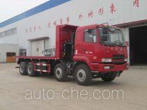 Heli Shenhu HLQ3311PZHN flatbed dump truck