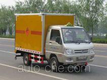 Heli Shenhu HLQ5020XQY explosives transport truck