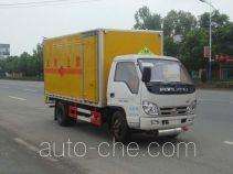 Heli Shenhu HLQ5043XQY explosives transport truck