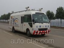 Heli Shenhu HLQ5051TJC road testing vehicle