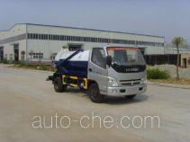 Heli Shenhu HLQ5053GXW vacuum sewage suction truck