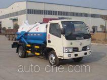 Heli Shenhu HLQ5062GXWE rural biogas digesters sewage suction truck