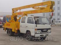 Heli Shenhu HLQ5060JGK aerial work platform truck