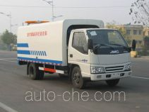 Heli Shenhu HLQ5063TQX highway guardrail cleaner truck