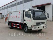 Heli Shenhu HLQ5080ZYSE5 garbage compactor truck