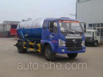 Heli Shenhu HLQ5100GXWB sewage suction truck