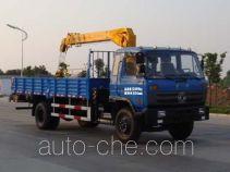 Heli Shenhu HLQ5120JSQ truck mounted loader crane