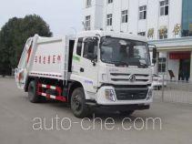 Heli Shenhu HLQ5120ZYSE4 garbage compactor truck