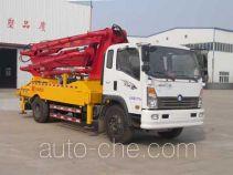 Heli Shenhu HLQ5160THB concrete pump truck
