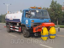 Heli Shenhu HLQ5160TQX highway guardrail cleaner truck