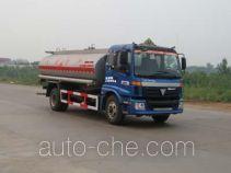 Heli Shenhu HLQ5163GHYB chemical liquid tank truck