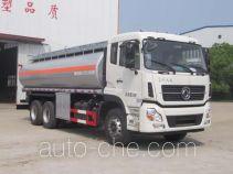 Heli Shenhu HLQ5250TGYD oilfield fluids tank truck