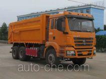 Heli Shenhu HLQ5252ZDJSX docking garbage compactor truck