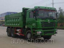 Heli Shenhu HLQ5256ZLJSX dump garbage truck
