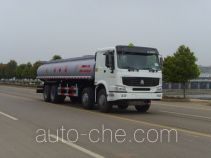 Heli Shenhu HLQ5317GHYZ chemical liquid tank truck