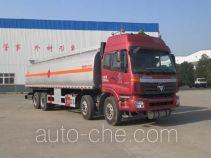 Heli Shenhu HLQ5318GJYB топливная автоцистерна