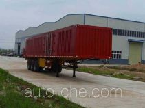 Heli Shenhu HLQ9300XXY box body van trailer