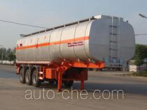 Heli Shenhu HLQ9400GRY flammable liquid tank trailer