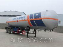 Heli Shenhu HLQ9401GYQ liquefied gas tank trailer