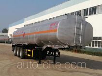 Petrochemical trailer
