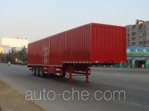 Heli Shenhu HLQ9402XXY box body van trailer