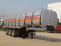 Heli Shenhu HLQ9403GRY flammable liquid tank trailer