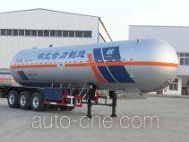 Heli Shenhu HLQ9404GYQ liquefied gas tank trailer
