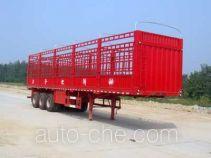 Heli Shenhu HLQ9408CCY полуприцеп с решетчатым тент-каркасом