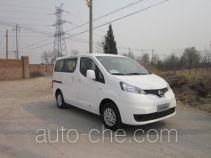 Hualin HLT5021XFZ welcab (wheelchair access vehicle)