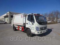 Hualin HLT5088ZYSR garbage compactor truck