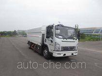 Hualin HLT5120TSLEV electric street sweeper truck