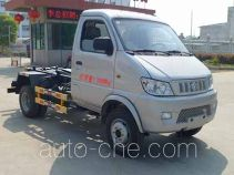 Zhongqi Liwei HLW5030ZXXS detachable body garbage truck