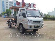 Zhongqi Liwei HLW5032ZXX5BJ detachable body garbage truck