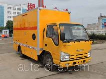 Zhongqi Liwei HLW5040XDYQ мобильная электростанция на базе автомобиля