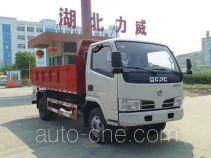 Zhongqi Liwei HLW5070ZLJ5EQ dump garbage truck